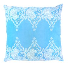 Monterey Paisley Throw Pillow