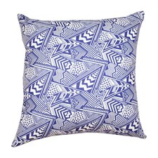Diana Decorative Cotton Throw Pillow