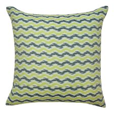 Cheerful Cotton Throw Pillow