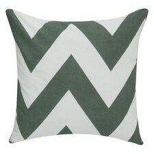 Eddy Chevron Throw Pillow