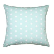 Ella Polka Dots Throw Pillow