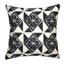 Slices Indoor/Outdoor Throw Pillow