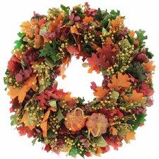 Autumn Trends Wreath