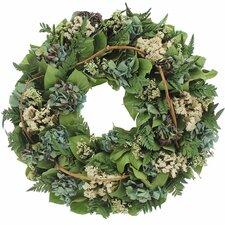 Blue Sky Natural Elements Wreath