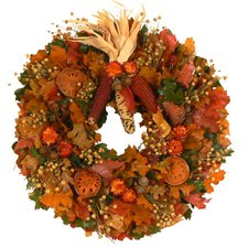 Autumn Tradition Wreath
