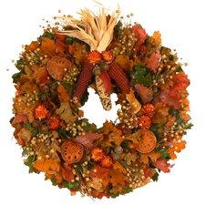 Autumn Tradition Wreath