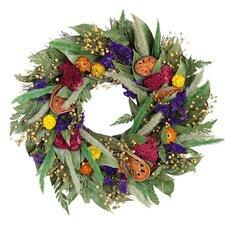 Amber Summer Wreath