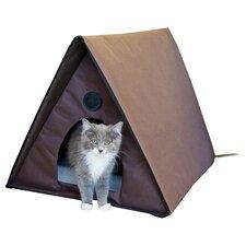 Outdoor Heated Multiple Kitty House