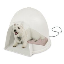 Lectro-Soft Igloo Dog Bed