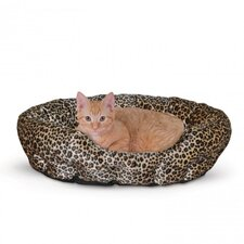 Self Warming Nuzzle Nest Pet Bed
