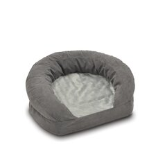 Orthopedic Sleeper Bolster Dog Bed