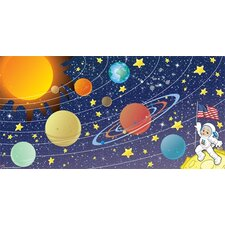 Space Hanging Wall Mural