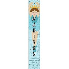 Ballerina Girl Growth Chart