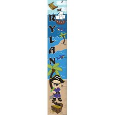 Pirate Boy Growth Chart