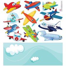 Airplanes Accessory Wall Decal