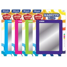 Magnetic Locker Mirror (Set of 24)