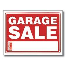 Garage Sale Sign (Set of 24)
