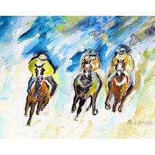 Three Racing Placemat (Set of 4)