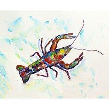 Crayfish A Placemat (Set of 4)