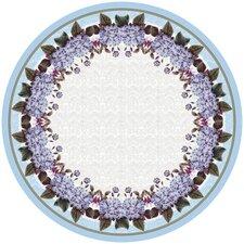 Hydrangea Round Tablecloth