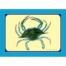 Female Crab Placemat (Set of 4)