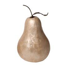Large Capiz Pear Figurine
