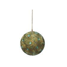 Twirl Ball Ornament (Set of 2)