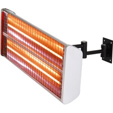 Wall Mount/Hanging Dual Electric Patio Heater