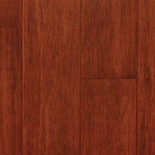 "4"" Engineered Bamboo Hardwood Flooring in Stantos Mahogany"
