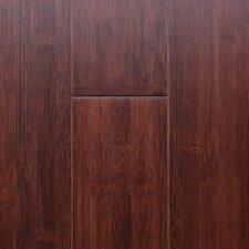 "5"" Horizontal Crossbond Bamboo Hardwood Flooring in Auburn"