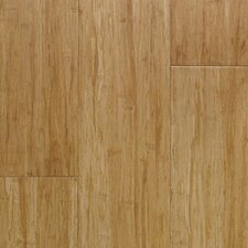 "4"" Engineered Bamboo Hardwood Flooring in Natural"