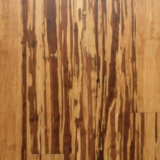 "3-3/4"" Solid Bamboo Hardwood Flooring in Tiger"