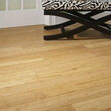 "3-5/8"" Solid Bamboo Hardwood Flooring in Natural"