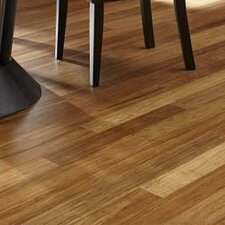 """3-7/9"""" Solid Bamboo Hardwood Flooring in Carbonized"""