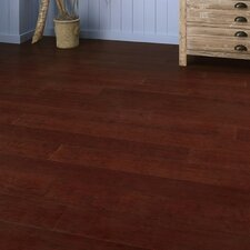 "3-5/8"" Solid Bamboo Hardwood Flooring in Equinox"