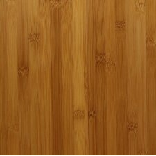 """5"""" Solid Bamboo Hardwood Flooring in Carbonized"""