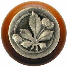 Horse Chestnut Round Knob