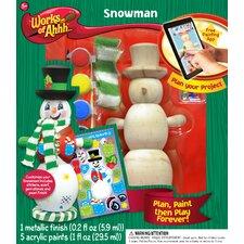 Works of Ahhh Winter Snowman