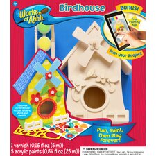 Works of Ahhh Birdhouse