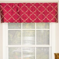 Summit Diamond Straight Curtain Valance