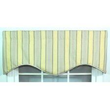 """Le Fluer 50"""" Curtain Valance"""