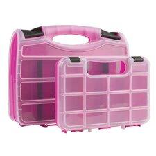 2 Piece Storage Case Set