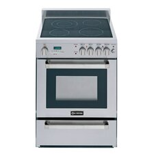 2 Cu. Ft. Electric Convection Range