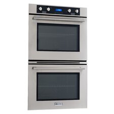 "30"" Self Cleaning Convection Electric Double Wall Oven"