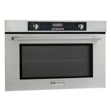 "30"" Convection Electric Single Wall Oven"