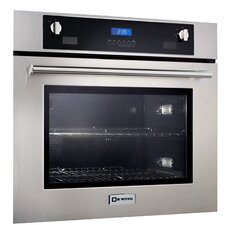 "30"" Self Cleaning Convection Electric Single Wall Oven"