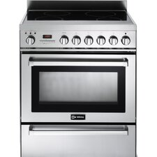 3.6 Cu. Ft. Electric Self Cleaning Convection Range