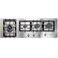 """Designer Series 44"""" Gas Cooktop with 4 Burners"""