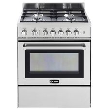 3 Cu. Ft Gas Convection Range