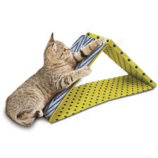 2 in 1 Dual Incline Cat Scratching Board